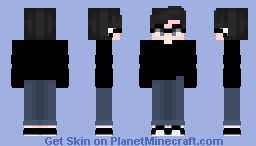 sang but more HOTTer Minecraft Skin