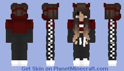 we'll watch the sunrise // credit to my friend on skindex for giving me this skin ^^ Minecraft Skin