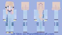Zero Suit Samus~ A request by tmntandyogscast! Minecraft Skin