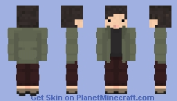feistfly without the mask Minecraft Skin