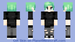i dont want this isolation Minecraft Skin