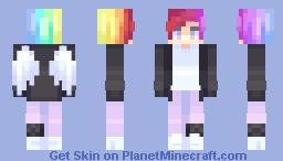 600 Minecraft Skin