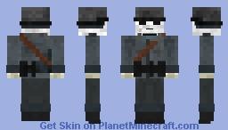 Fallen Infantry Minecraft Skin