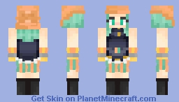 Ms. Joke / 𝓑𝓝𝓗𝓐 (1) Minecraft Skin