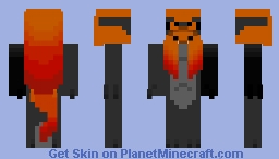 Virulent Minecraft Skin