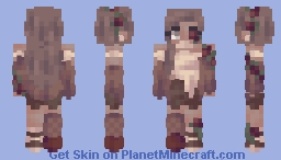 Rosed 🌹 YRUHere Minecraft Skin