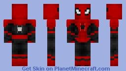 Spider-Man - Far from Home Minecraft Skin