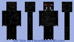 Da Four Legged Spider Minecraft Skin