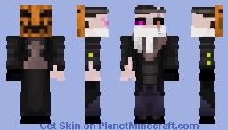 Mask Minecraft Skin