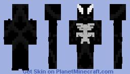 Venom [Spider-Man Suit]: Fan-Made Minecraft Skin