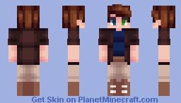 Xavier Ubito - Into The Game Minecraft Skin