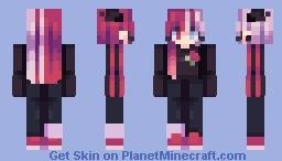 NightMare Minecraft Skin