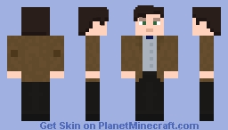 The Eleventh Doctor - Serie 5 N°2 Minecraft Skin