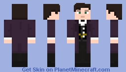 The Eleventh Doctor - Serie 7b N°1 Minecraft Skin