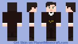 The Eleventh Doctor - Serie 7b N°2 Minecraft Skin
