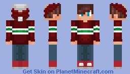 Alex - Winter Minecraft Skin
