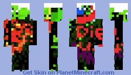 I AM COMING Minecraft Skin