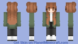 seol Minecraft Skin