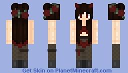 ♥️ 𝒮 𝒽 𝑒  𝒟 𝑒 𝓋 𝒾 𝓁  ♥️ Minecraft Skin