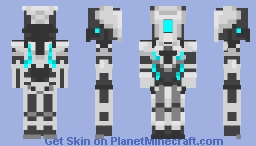 Samuel Hayden - DOOM Minecraft Skin