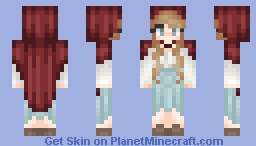 Skintober 2018:: DAY NINTEEN - cloaked Minecraft