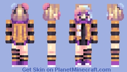 [Kari] The Doll Minecraft Skin