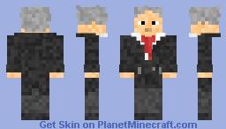 Ludwig van Beethoven Minecraft Skin