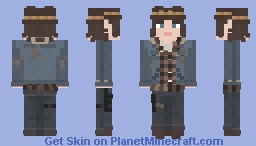 Carl Grimes | The Walking Dead | Welcome to the Tombs Minecraft Skin