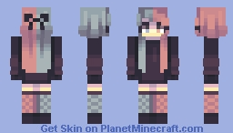 KITCHEN SINK Minecraft Skin