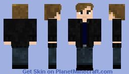 "Templeton ""Faceman"" Peck Minecraft Skin"