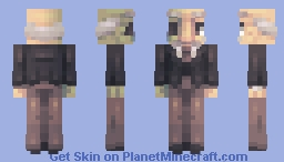 Ain't That the Truth [Laboratory Experiments] Minecraft Skin