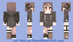 ★ fallen angel Minecraft Skin