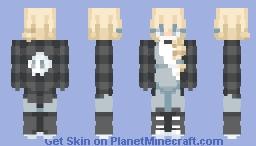 ∽ Die Anywhere Else ∽ Minecraft Skin