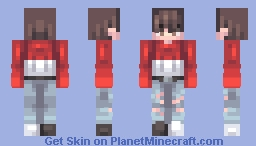 ℒℰΔ ☪ Gimme the loute (Request) Minecraft Skin