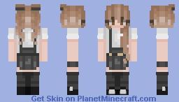 ♡ Request: Horrie ♡ Minecraft Skin