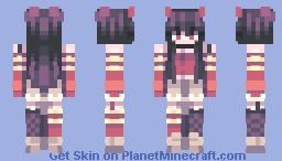 aspen ; oc Minecraft Skin