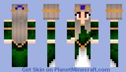 Evil Mage Minecraft Skin