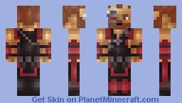 Kano Mortal Kombat || ...lonℒeŁႸMotheℜ... || Minecraft Skin