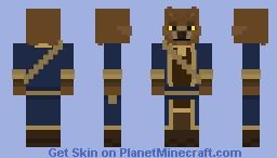 Skyrim Khajiit Minecraft