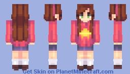 Mabel - Reshade Minecraft Skin