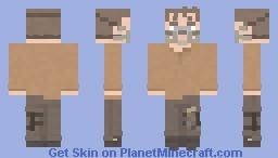 Mad Max || Mad Max: Fury Road || 2015 Minecraft Skin