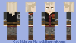 Marlon (TWD Final Season) Minecraft Skin