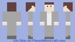 Michael (GTA V) Minecraft Skin