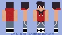 , Minecraft Skin