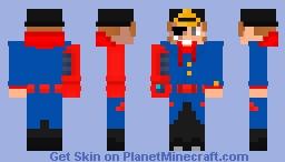 Red Leader Tord Eddsworld Minecraft