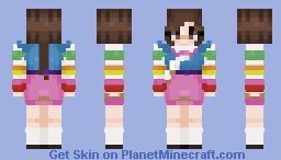 D.VA - Palanquin Minecraft Skin