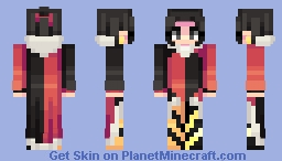 queen of ♡ Minecraft Skin