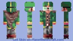 ℜomto- Cramarc (request) Minecraft Skin