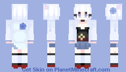 Snow and Ice - Request Minecraft Skin