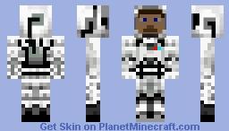Astronaut 3 Minecraft Skin
